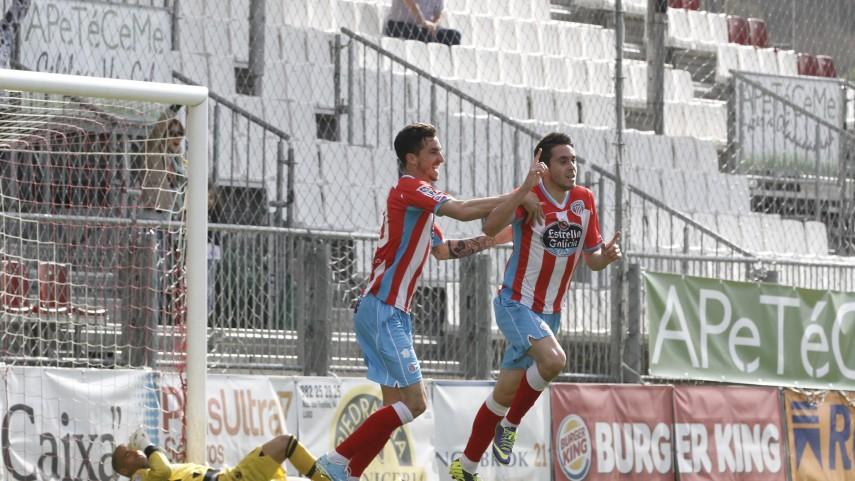 El Lugo se acerca al play-off