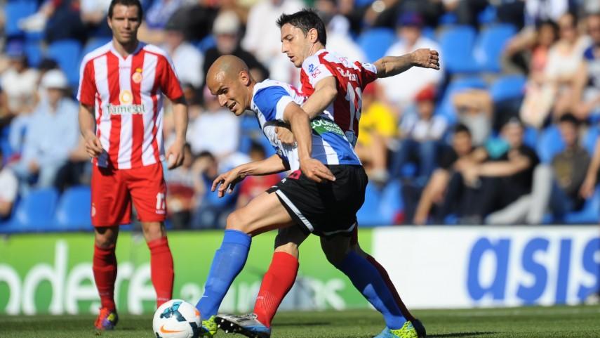Hércules y Girona deberán seguir luchando