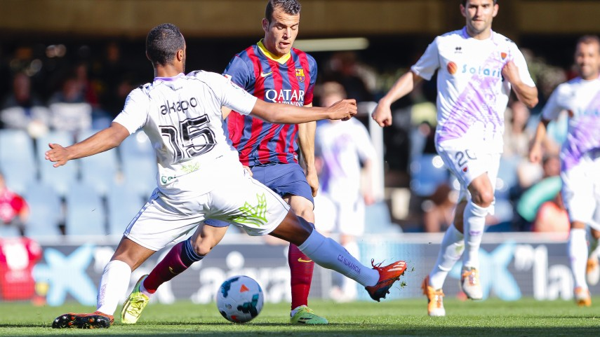 El Barcelona B sigue en racha