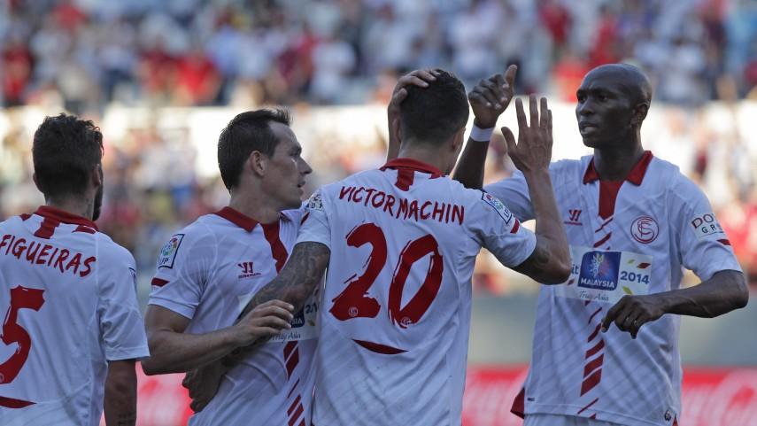 El Sevilla acecha la cuarta plaza