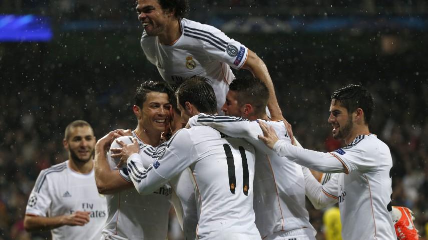 El Real Madrid, a sellar el pase
