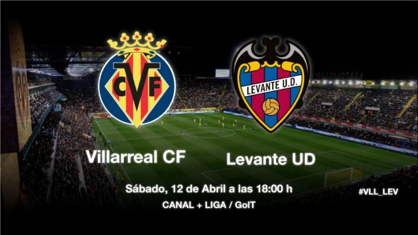 El Levante examina la ambición europea del Villarreal