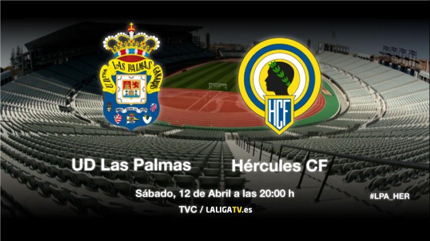 Las Palmas y Hércules quieren remontar el vuelo