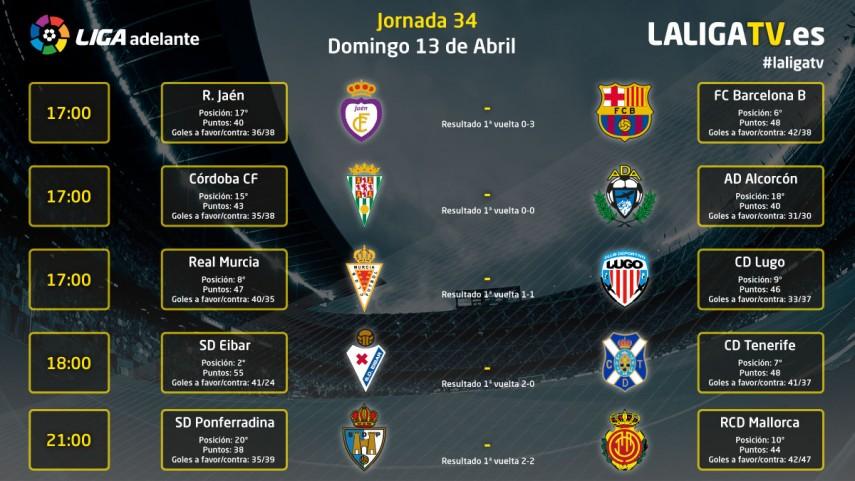 La emoción continúa el domingo en La Liga TV