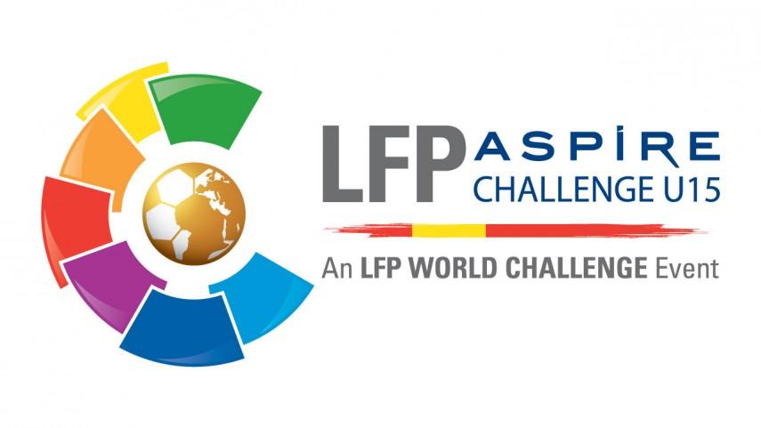 Comienza el I LFP Aspire Challenge sub-15