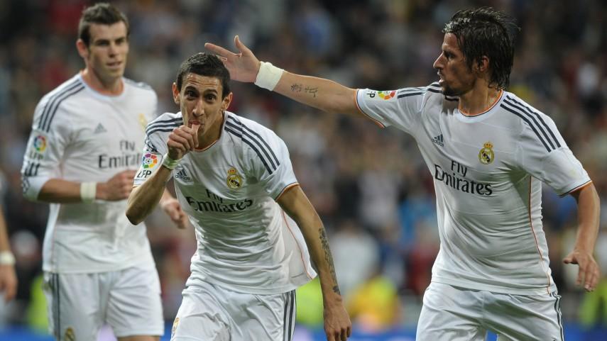 El Madrid recupera la segunda plaza
