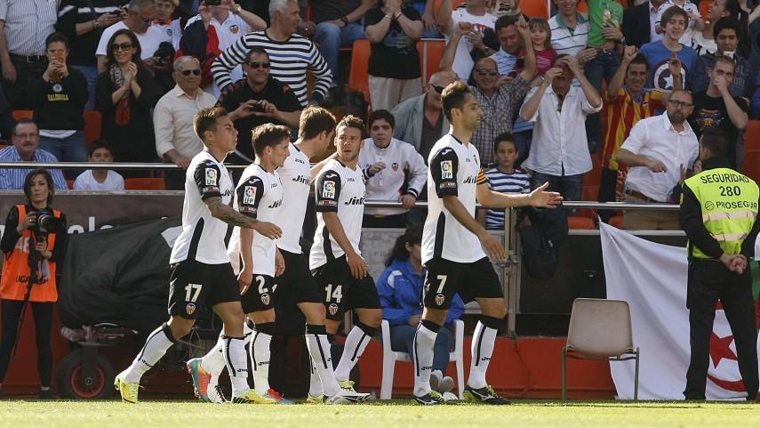 El Valencia vuelve a la senda del triunfo