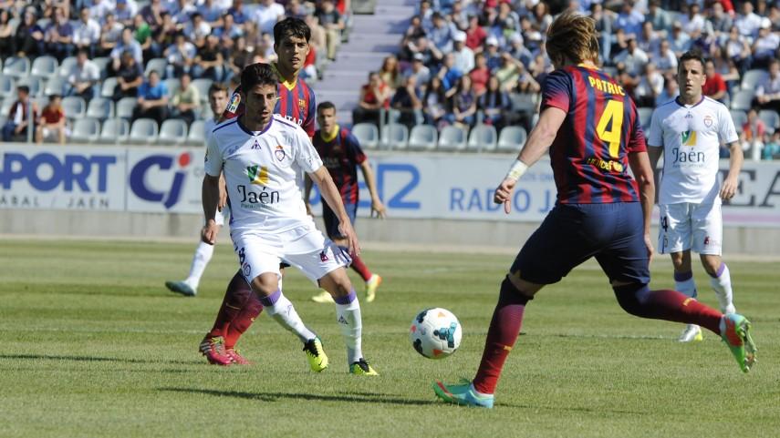 El Jaén tampoco frena al Barça B