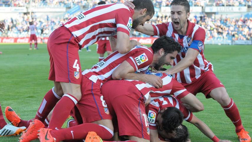 El Atlético continúa sin ceder