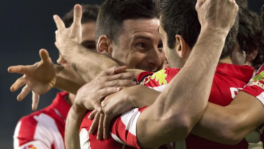 El Athletic se luce en San Mamés