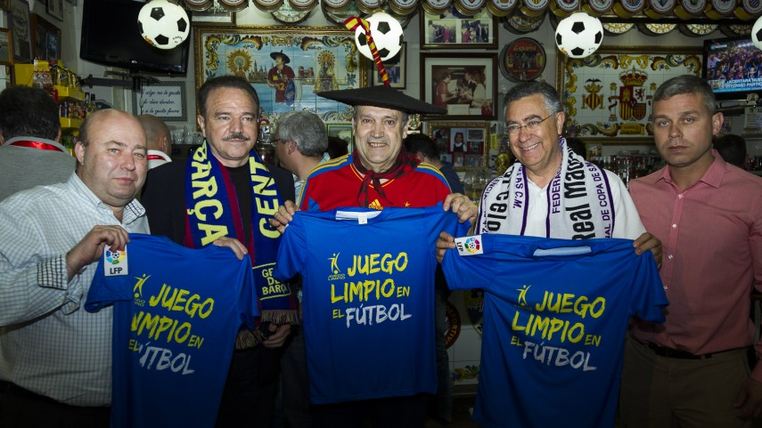 Barcelona y Real Madrid, unidos por la Copa
