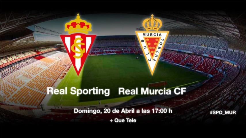 Sporting y Murcia buscan su sitio