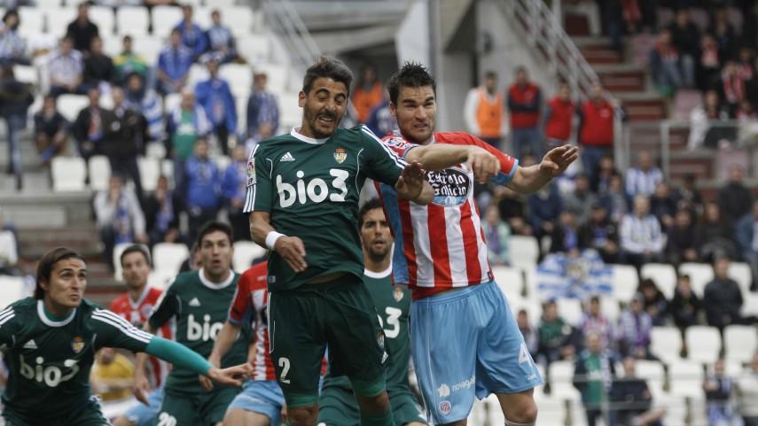 El Lugo vibra en el Ángel Carro