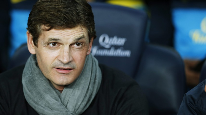 La LFP lamenta la pérdida de Tito Vilanova