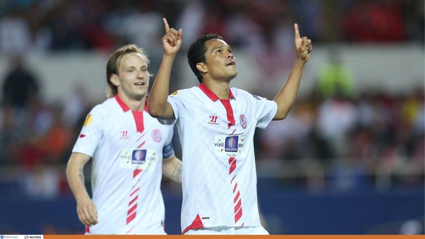 El Sevilla golpea primero