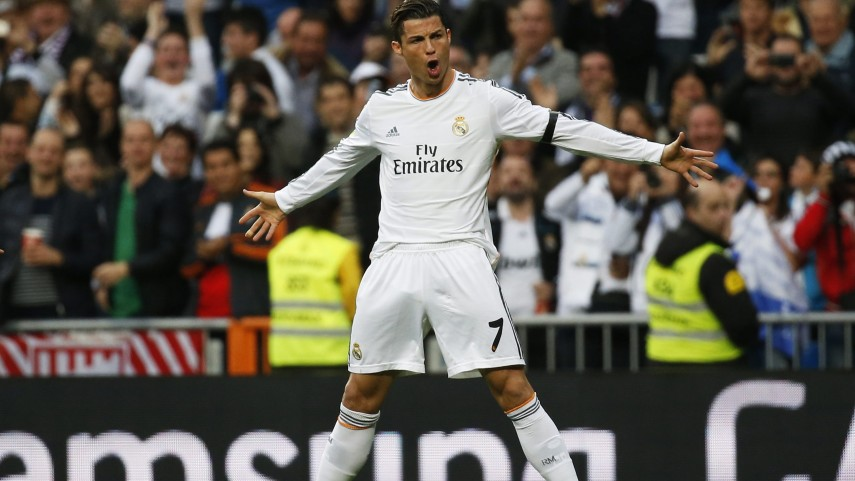 Triunfo incontestable del Real Madrid