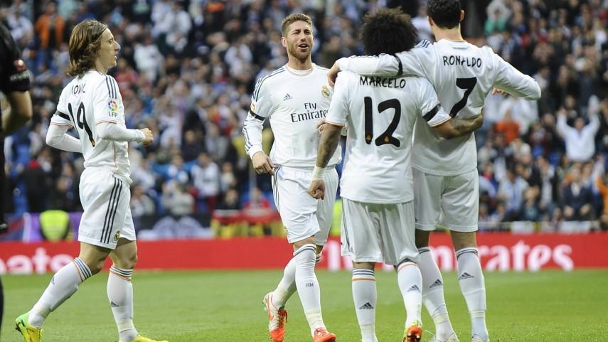 El Real Madrid, primer finalista de la Champions