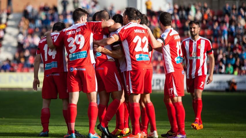 El Girona no pierde la fe