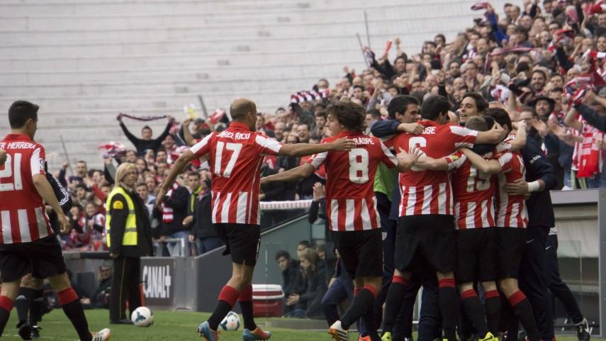 El Athletic, directo hacia la Champions