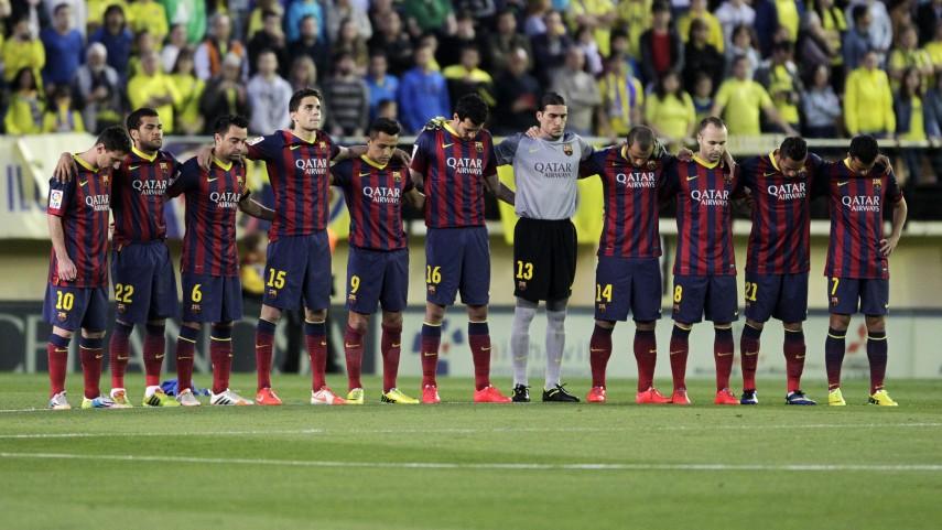 Emocionante recuerdo del fútbol a Tito Vilanova