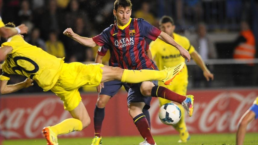 El Barcelona no baja los brazos