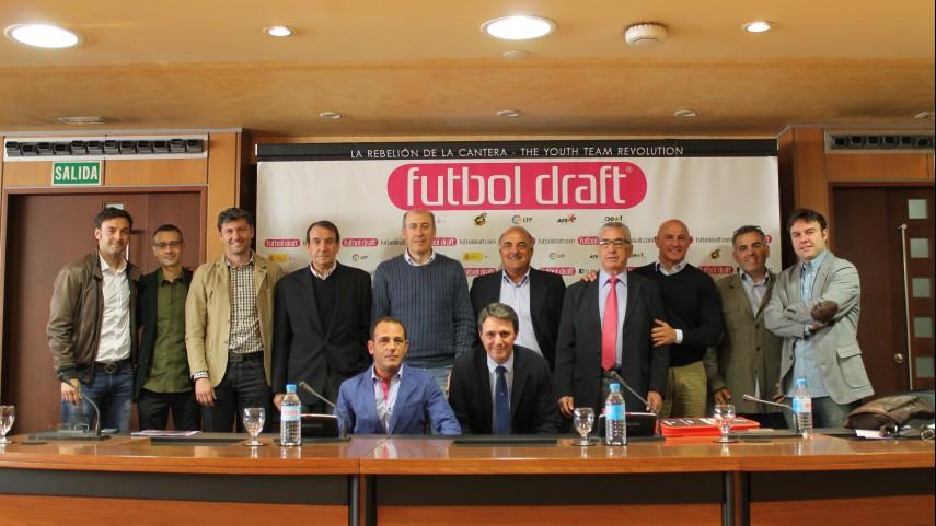 Futbol Draft 2014 ya conoce a sus finalistas
