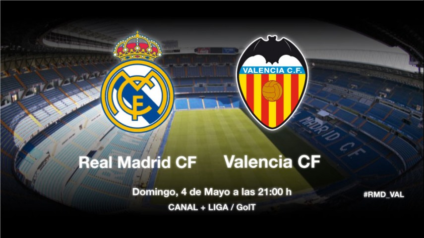 real madrid valencia