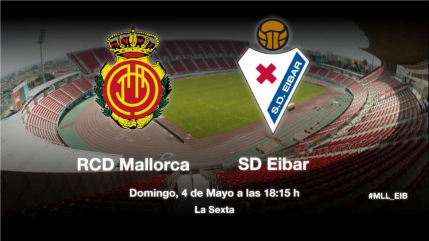 El Mallorca busca un punto de inflexión ante el Eibar