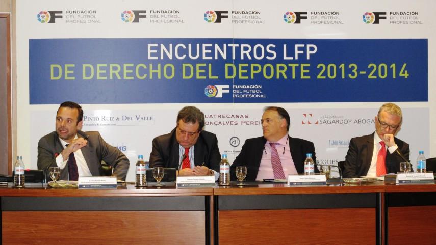 IX Encuentro LFP de Derecho del Deporte
