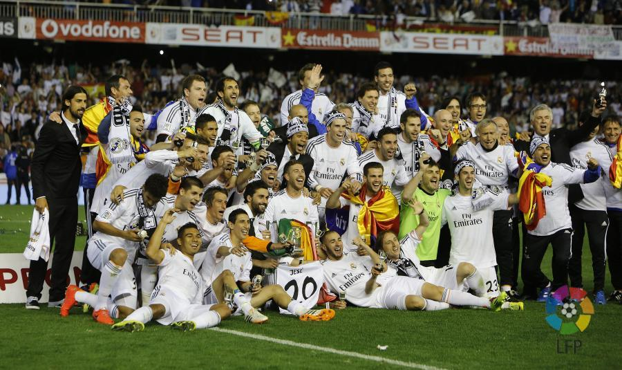 Real Madrid Copa Del Rey