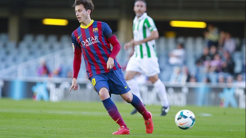 El Villarreal apuesta por Javier Espinosa
