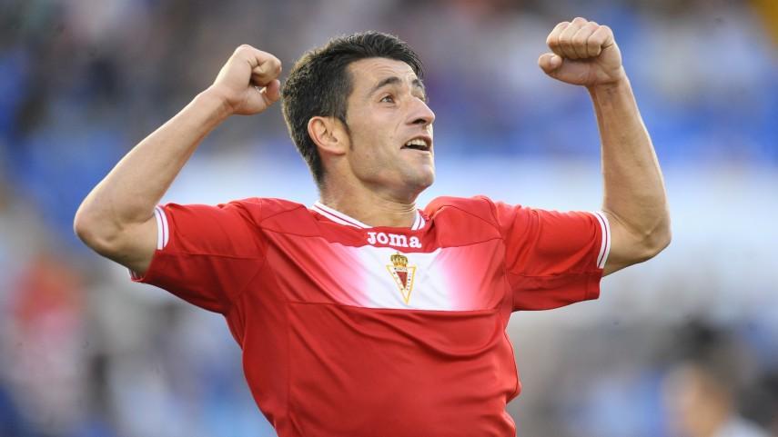 Saúl Berjón, la nueva cara del Eibar