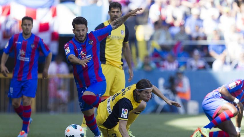 Rubén seguirá en el Levante hasta 2018