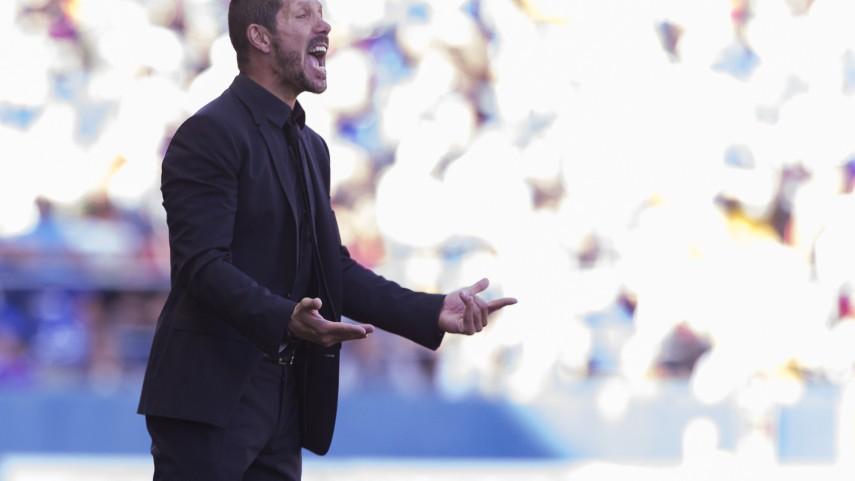 Ángel Correa, primer fichaje del Atlético