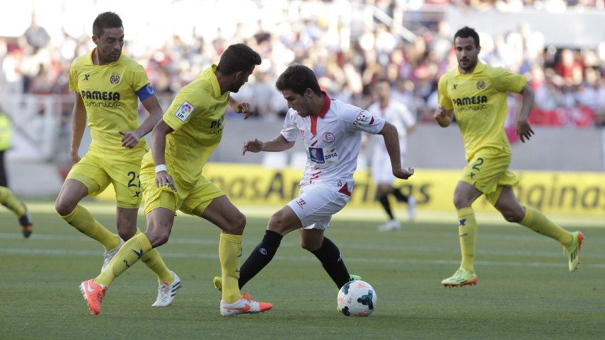 El gol se resistió en el Pizjuán