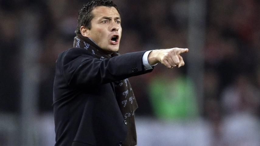 Jokanovic, nuevo técnico del Hércules