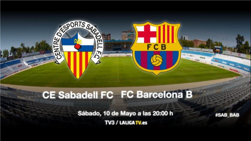 El Sabadell, en busca de grandes metas