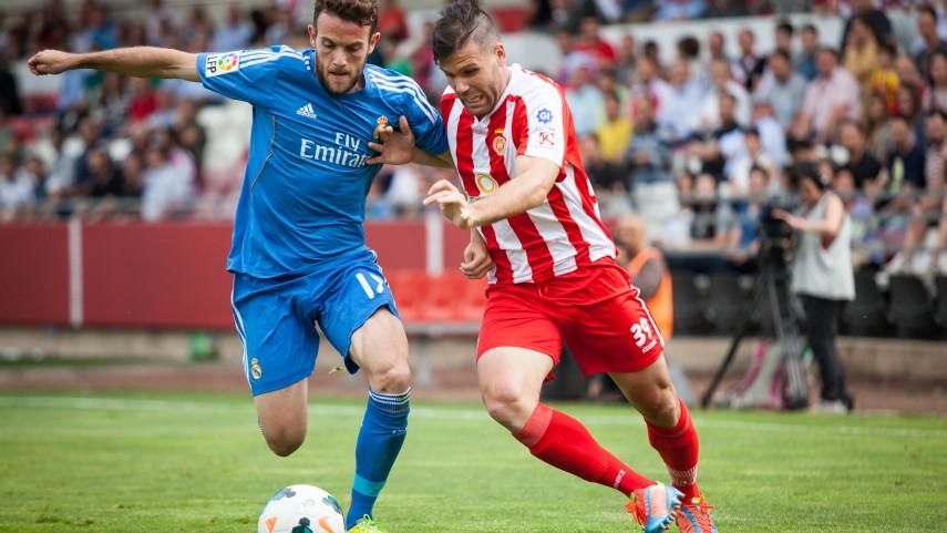 Ortuño aparece a tiempo para el Girona