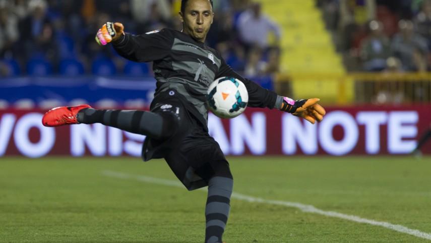 Keylor Navas, el seguro de Costa Rica