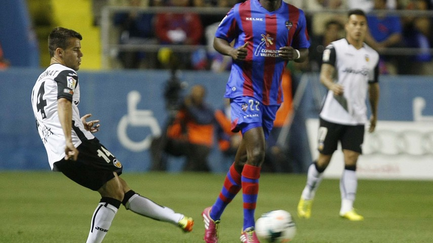 Sissoko prolonga su contrato con el Levante