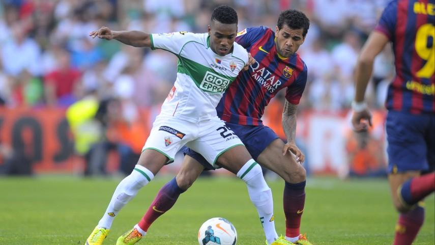 El Elche se salva, el Barça sigue vivo