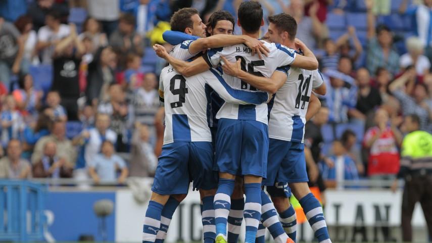 Empate y salvación para el Espanyol