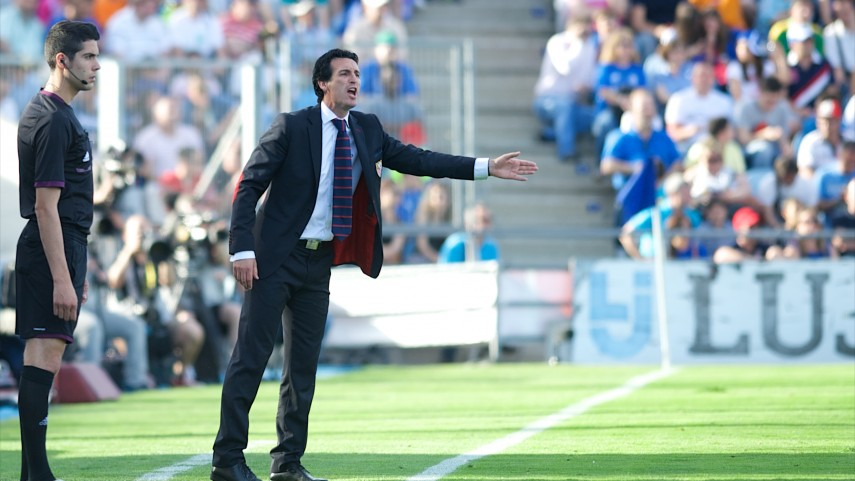 Emery to stay on at Sevilla