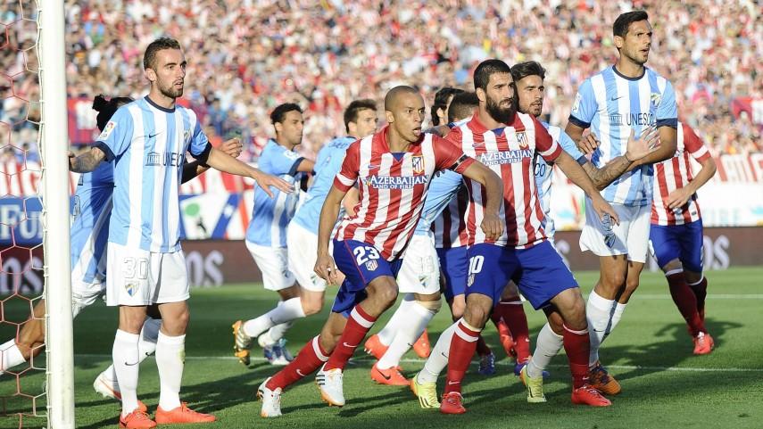 El Atlético, a un gol de la gloria