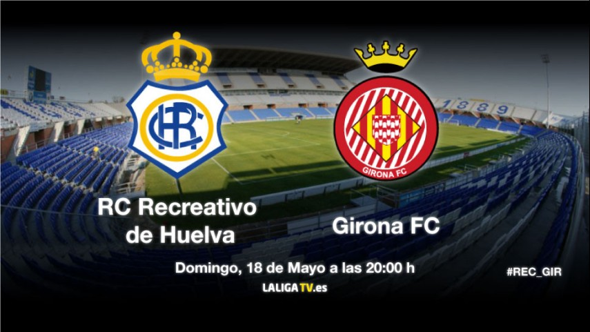 El Recreativo busca el tren del play off
