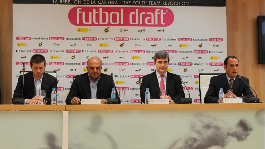 El fútbol español ya tiene a sus onces del futuro