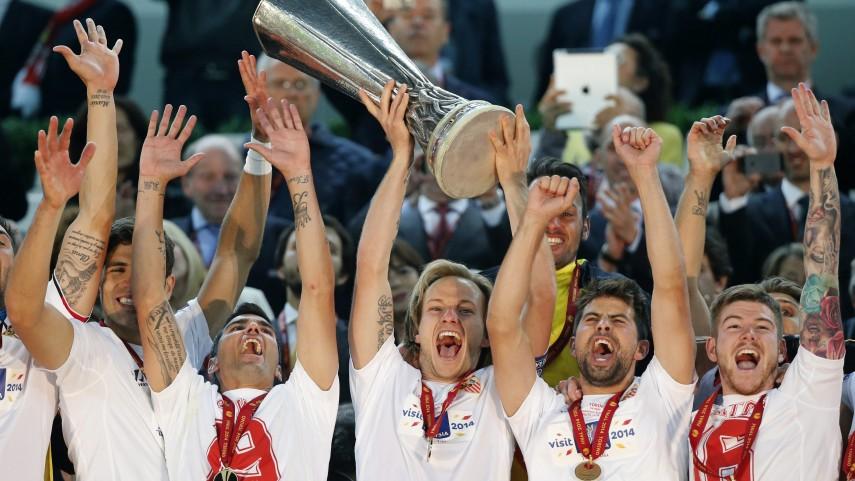 El Sevilla conquista la Europa League