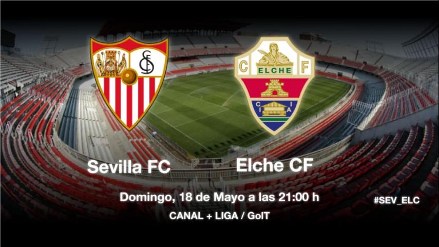 El Sevilla quiere terminar quinto
