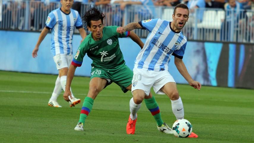 El Málaga despide la temporada con victoria
