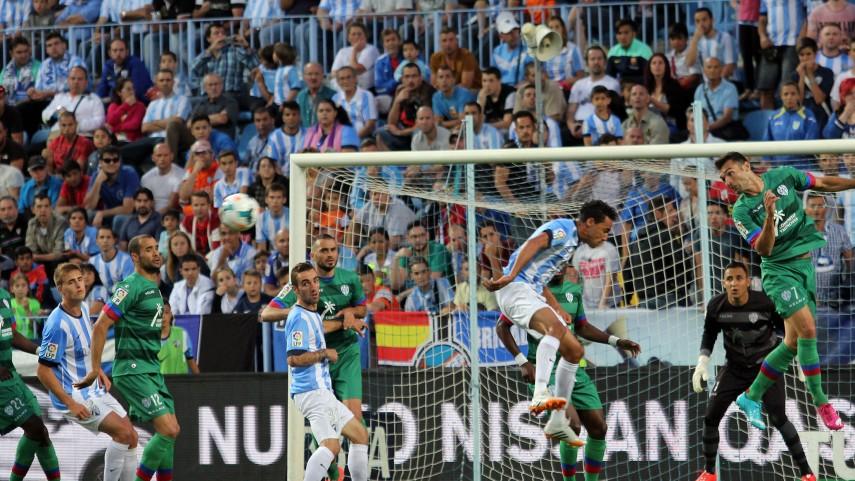 El Málaga alcanza los 20.000 abonados